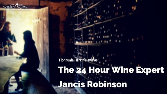 "Jancis Robinson ""The 24-Hour Wine Expert"""