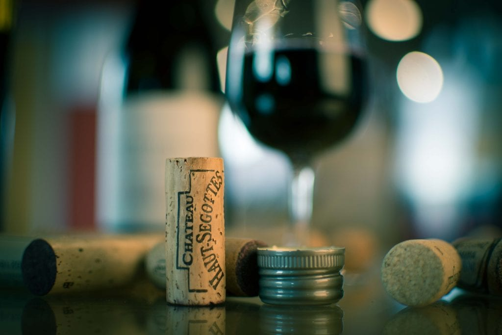 corks vs screw caps