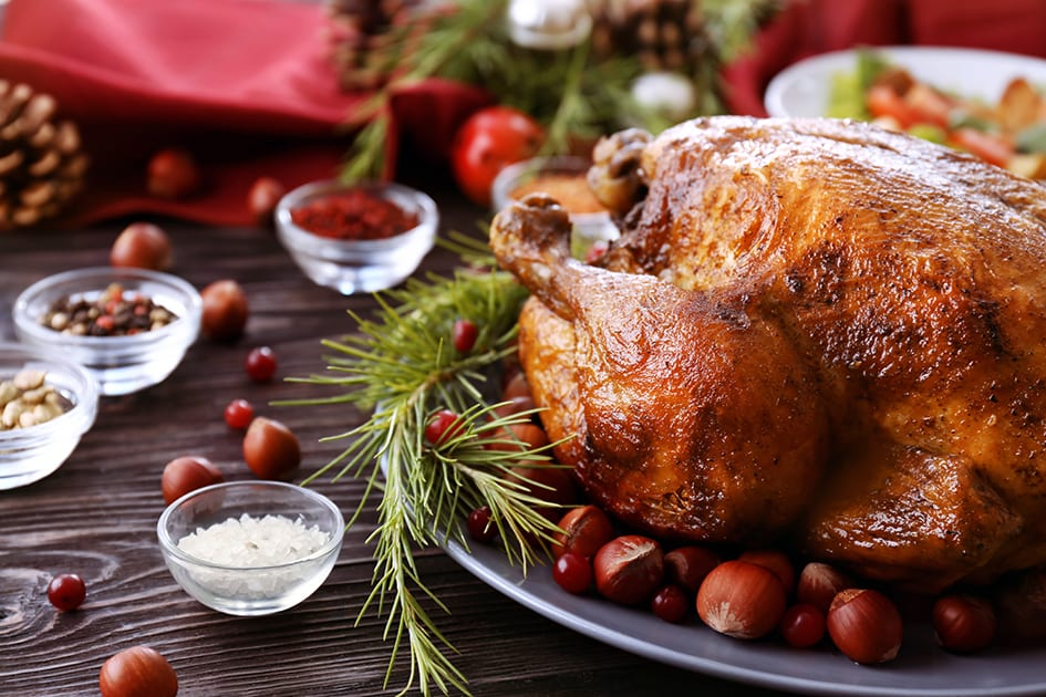 Christmas Turkey Wine Pairing